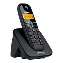 Telefone Sem Fio Ts3110 com Identificador de Chamada e Display luminoso INTEL