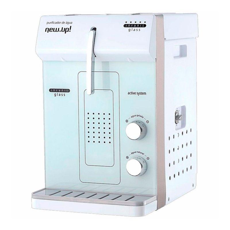 Purificador-de-Agua-Infynit-Glass-Branco-Eletropin