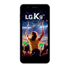 "Smartphone K9 Tim Desbloqueado TV Digital Tela 5"" LG"