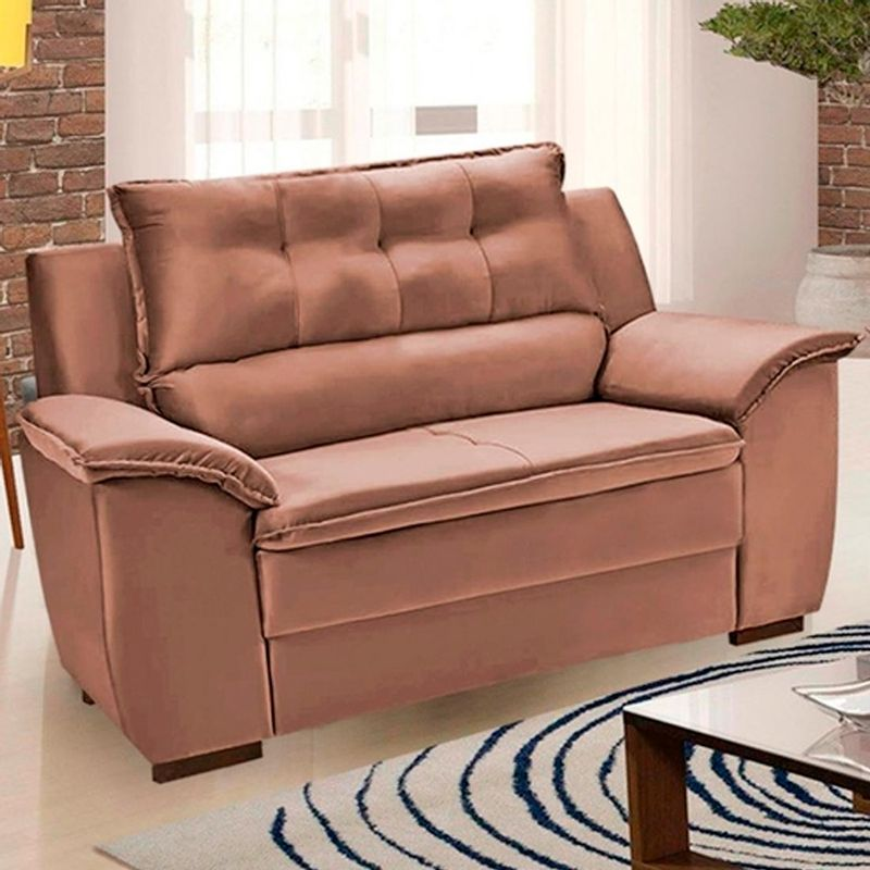 Sofa-Dommus-2-Lugares-D28-Suede-Umaflex