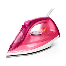Ferro de Passar a Vapor e a Seco Easy Speed Plus RI2146 Rosa Philips Walita