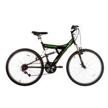 Bicicleta Tb 100 Aro 26 18 Marchas Track Bikes