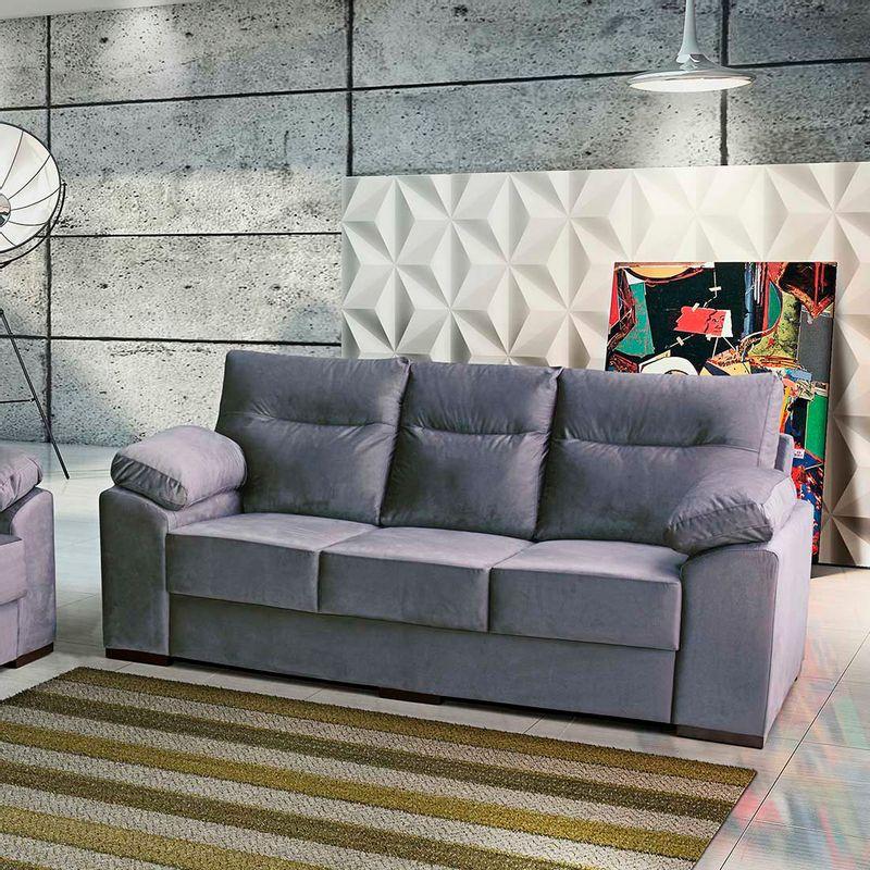 Sofa-Dalva-Light-3l-Veludo-Takei-Estofados