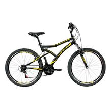 Bicicleta MTB Andes Aro 26 V-Brake 21 Marchar Caloi