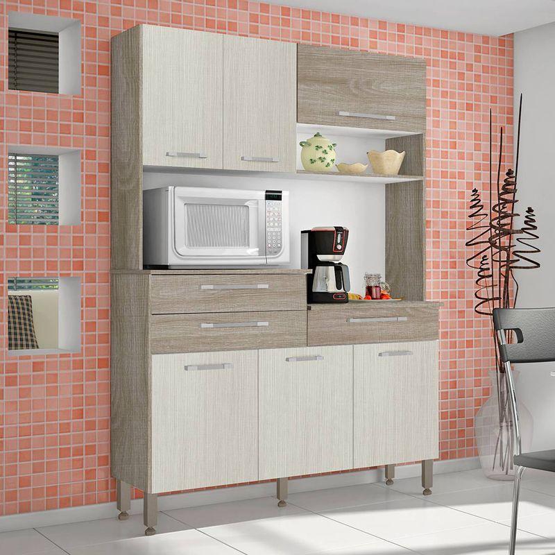 Cozinha-Compacta-Orion-6-Portas-3-Gavetas-MDP-Acabamento-Fosco-Kits-Parana