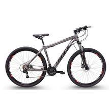 Bicicleta Aro 29 Trivo com Kit Shimano e Freio a Disco 21M Track Bikes