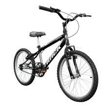 Bicicleta Aro 20 Cometa em Aço Carbono e Freio V-Brake Track Bikes