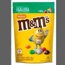 Chocolate Confeito M&ms 148g - Mars