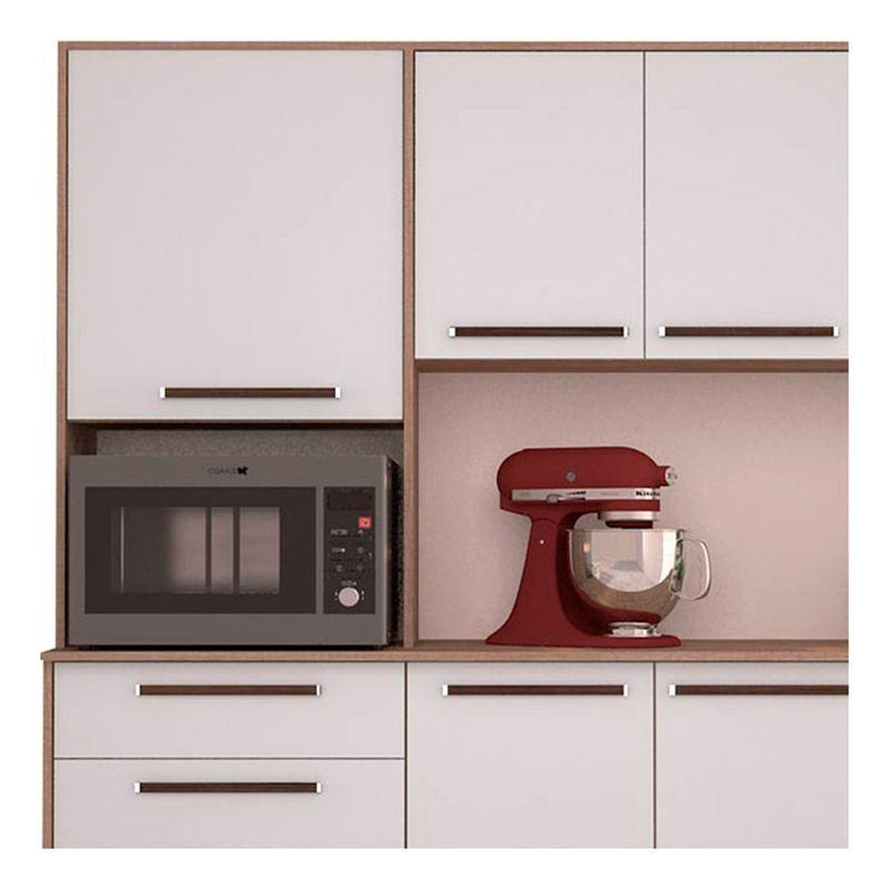 Cozinha-Compacta-Agata-8-Portas-2-Gavetas-MDP-Acabamento-Fosco-Kits-Parana