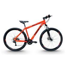 Bicicleta Aro 29 TKS com Suspensão e Freio a Disco 21M Track Bikes