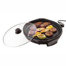 Grill Elétrico Cook & Grill G3 Redondo 40cm 1270W Mondial