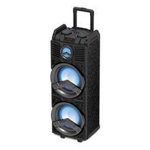 Caixa de Som Ca500 500W Bluetooth Karaokê Lenoxx