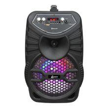 Caixa de Som Ca100 120W Bluetooth Karaokê Lenoxx