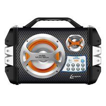 Caixa de Som Ca303 50W Bluetooth Usb Lenoxx