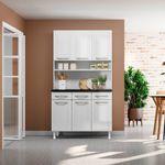 Cozinha-Compacta-Topazio-6-Portas-3-Gavetas-Telasul
