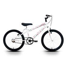 Bicicleta Aro 20 Melody com Cestinha e Freio V-Brake Stone Bike