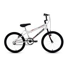 Bicicleta Aro 20 SBX em Aço Carbono e Estilo Cross Freio V-Brake Stone Bike
