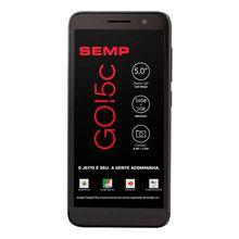 "Smartphone GO! 5C Tela 5"" 16 GB Semp TCL"