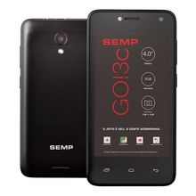 """Smartphone GO! 3C Plus Tela 4"""" 8GB Semp TCL"""