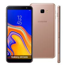 "Smartphone Galaxy J4 Core Tela HD 5,5"" 16 GB Samsung"