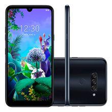 "Smartphone K12 Prime 64GB Tela de 6,26"" FullVision LG"