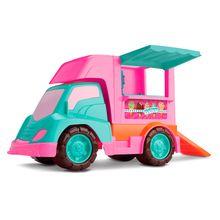 Carrinho de Brinquedo Sorveteria Judy Samba Toys