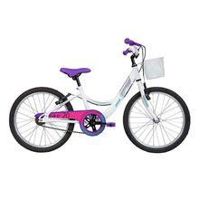 Bicicleta Aro 20 Ceci com Cestinha e Freio V-Brake Caloi