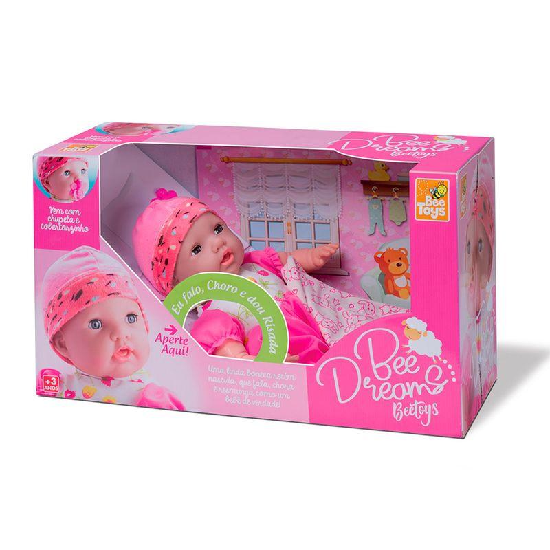Boneca-Bee-Baby-Dreams-chora-e-ri-Rotobrinq
