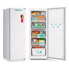 Freezer Cvu18 Consul prateleira gavetão