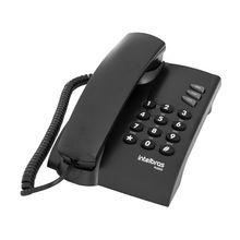 Telefone de Mesa Pleno com Fio e Chave de Bloqueio Intel