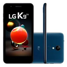 "Smartphone K9 TV Digital 16GB 2GB RAM Tela 5"" LG"