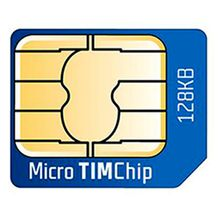 Chip Infinity Micro Pre Pago GSM 4G 128k TIM