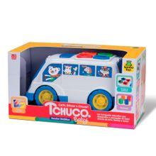Ônibus Escolar Didático Samba Toys Multi Funções