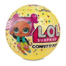 Boneca Lol Confetti Pop 9 Surpresas Candide