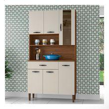Cozinha Compacta Kits Golden 6 Portas e 2 Gavetas Kits Paraná