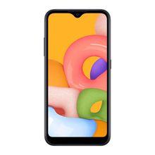 "Smartphone Galaxy A01 Tela Infinita 5,7"" 32GB Samsung"
