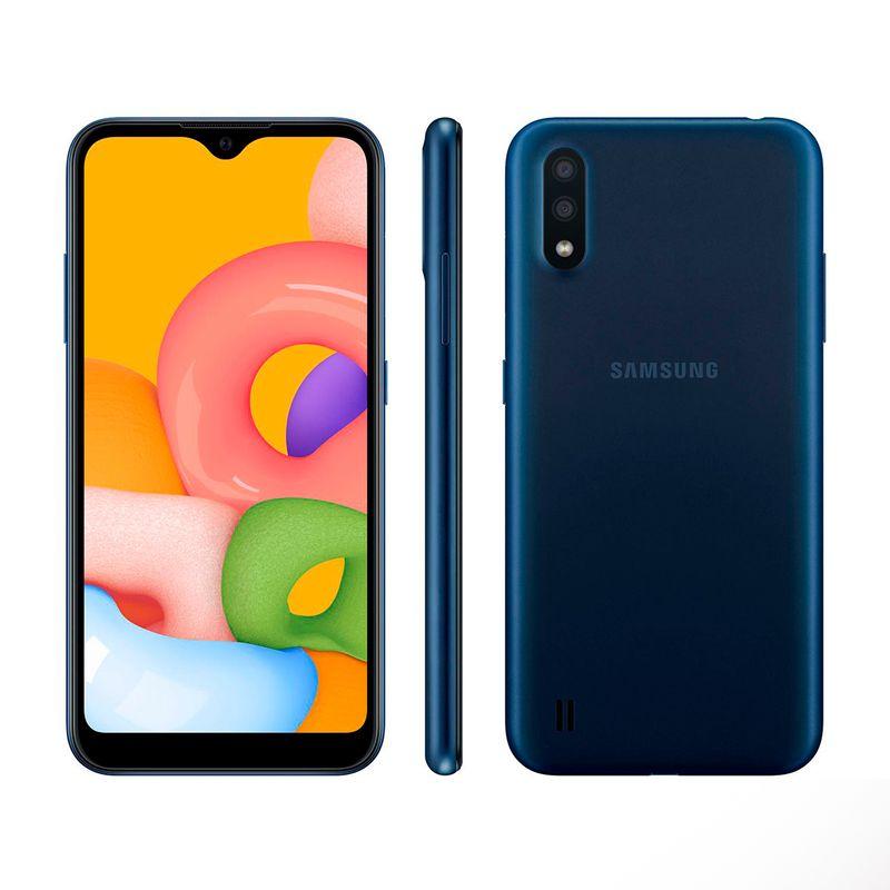 Smartphone-A01-Samsung