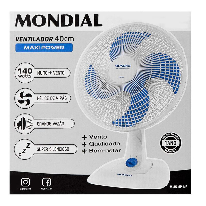 VENT-MOND-NV15-6P-30-BR-AZ-220