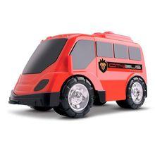 Carrinho de Brinquedo City Bus Samba Toys