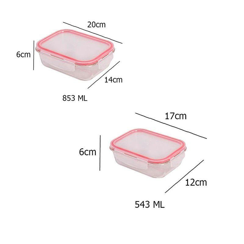 Conjunto-de-Potes-em-Vidro-Refratario-Hermetico-3-Pecas-Fort-Solutions