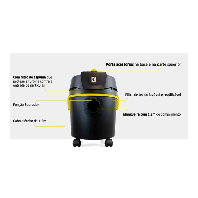 Aspirador-Nt585-Basic-Karcher