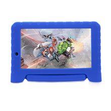 "Tablet Infantil Vingadores 16GB Quad-Core Wi-fi Tela 7"" Multilaser"