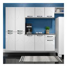 Cozinha Modulada Rubi 3 Peças 7p em Aço Telasul