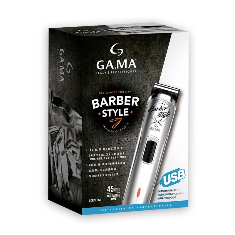 Aparador-de-Pelos-Barber-Style-Gama-Italy