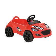 Carro A Pedal Infantil Roadster Volante com Buzina Bandeirante