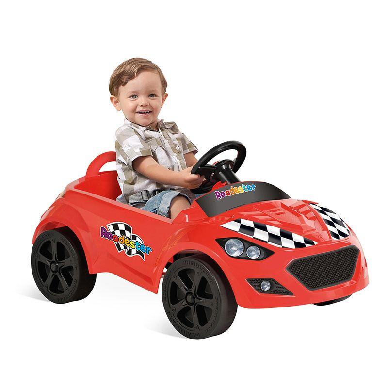 Carro-a-Pedal-Infantil-Roadster-Bandeirante