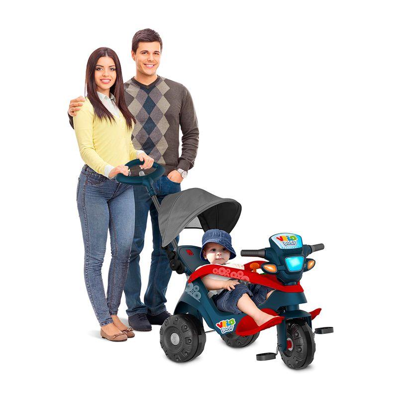 Triciclo-Velobaby-Com-Capota-Bandeirante