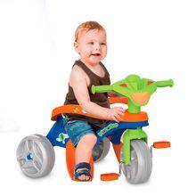Triciclo Mototico Passeio e Pedal com Assento Anatômico Bandeirante