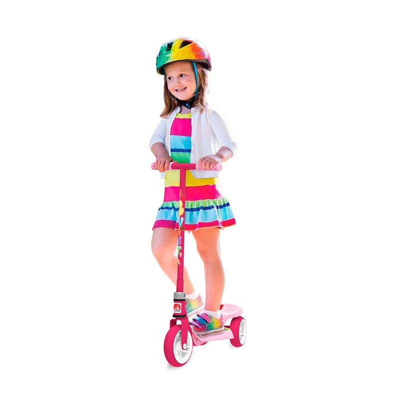 Patinete-Infantil-Sweet-Game-Bandeirante