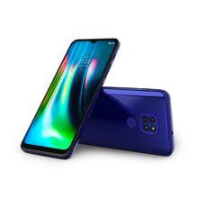 "Smartphone G9 Play 64GB Câmera Tripla Tela 6,5"" 4GB Ram Motorola"